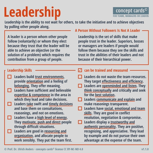 Prof Dr Ulrich Anders concept card Leadership v1 1 0